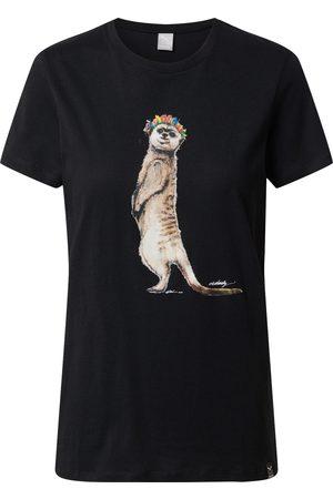 Iriedaily Donna T-shirt - Maglietta 'Frida Erdmann