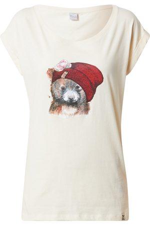 Iriedaily Donna T-shirt - Maglietta 'It Beary