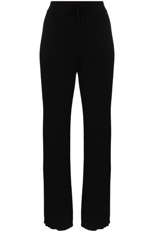 Lisa Yang Donna Pantaloni sportivi - Pantaloni sportivi con coulisse Heather