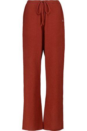 EXTREME CASHMERE Pantaloni sportivi N°142 Run in cashmere
