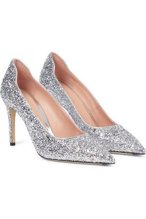 Victoria Beckham Pumps con glitter