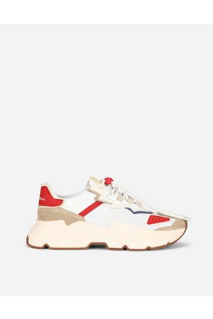 Dolce & Gabbana Collection - Sneakers Daymaster in mix materiali male 39
