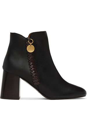 See by Chloé Donna Stivali - Black Louise Heeled Boots