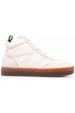 Officine creative Donna Sneakers - Sneakers alte Kombined - Toni neutri