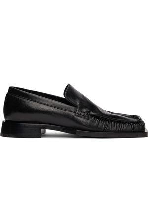 Jil Sander Donna Stringate e mocassini - Black Corsaro Loafers