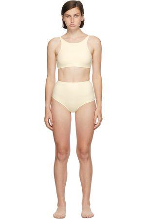 Lido Donna Bikini - Off-White Ventisei Undici Bikini