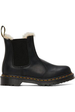 Dr. Martens Faux-Fur 2976 Lenore Boots