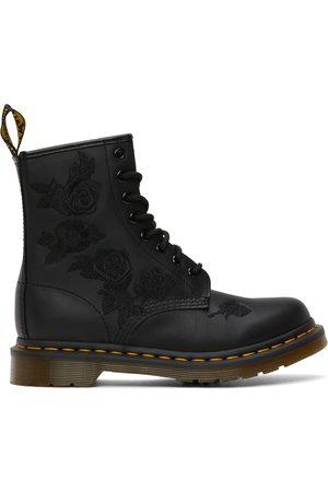 Dr. Martens 1460 Vonda Mono Floral Boots