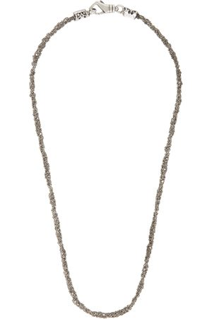 EMANUELE BICOCCHI Uomo Collane - Crocheted Long Necklace