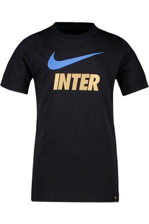 Nike Bambino T-shirt - T-SHIRT SWOOSH INTER BAMBINO