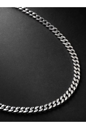 Shay White Gold Chain Necklace