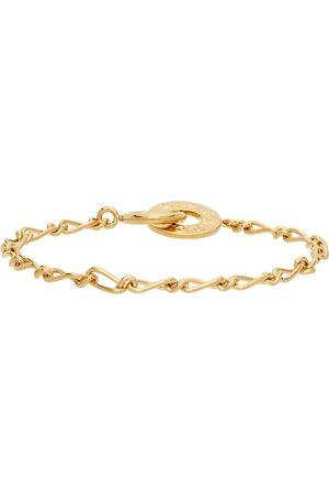 A.P.C. Uomo Bracciali - Gold Ambre Bracelet