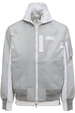 Nike Uomo Giubbotti - Giacca Bomber Sacai