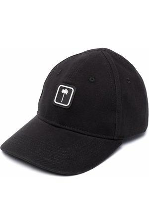 Palm Angels Cappelli con visiera - PXP CLASSIC CAP BLACK WHITE
