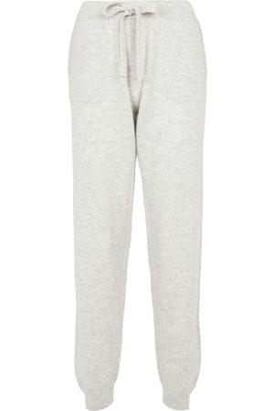 Jardin des Orangers Donna Eleganti - Pantaloni sportivi in lana e cashmere