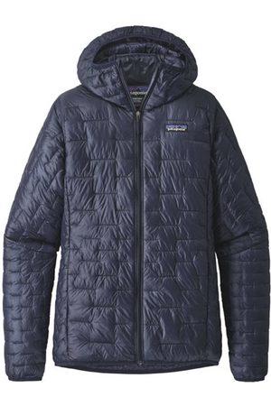 Patagonia Micro Puff - giacca con cappuccio trekking - donna. Taglia L
