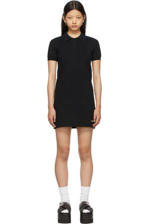 Marc Jacobs Black 'The Tennis Dress' Dress