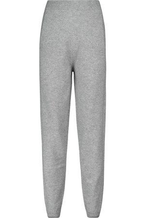 Max Mara Leisure - Pantaloni sportivi Shock in cashmere