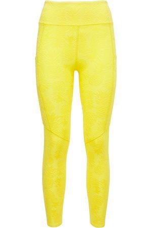 TWENTY MONTREAL Leggings Vita Alta Pineapple