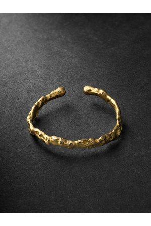 Healers Fine Jewelry Medium Hammered Ear Cuff