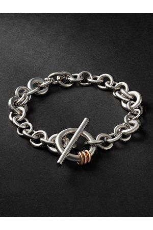 SPINELLI KILCOLLIN Uomo Bracciali - Atlantis and Rose Gold Bracelet