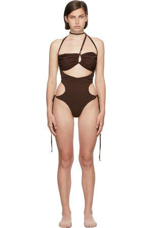 Hyein Seo Donna Costumi interi - SSENSE Exclusive One-Piece Swimsuit