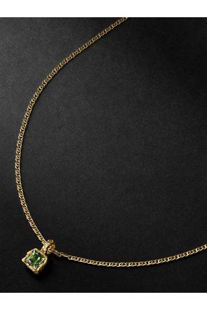 Healers Fine Jewelry Sphene Pendant Necklace