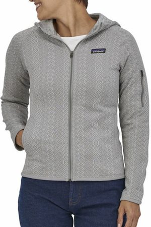 Patagonia Donna Hoodies - Better Sweater Hoody - felpa in pile con cappuccio - donna