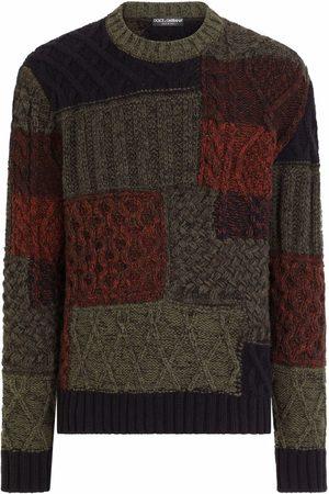 Dolce & Gabbana Maglione con design color-block