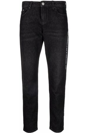 Karl Lagerfeld Donna Straight - Jeans slim Essential