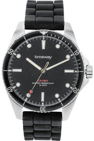 Brosway Uomo Orologi - Orologio Diver Uomo In Acciaio