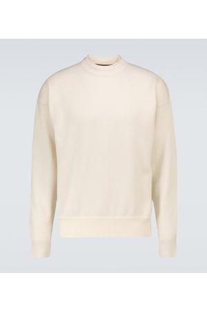 Loro Piana Pullover Heron in lana Wish® e cashmere