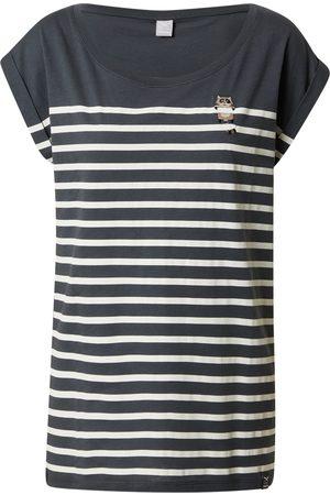 Iriedaily Donna T-shirt - Maglietta 'Racoon