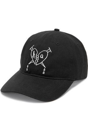 Haculla Uomo Fascia - Cappello da baseball - BLACK