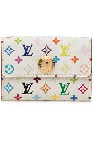 LOUIS VUITTON Donna Portafogli e portamonete - Portamonete con stampa Cozy Pre-owned X Takashi Murakami Pre-owned 2005