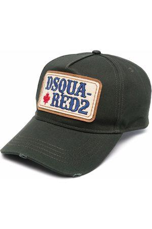 Dsquared2 Uomo Cappelli - Cappello con applicazione