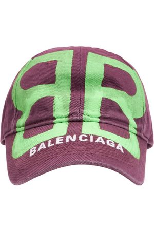 BALENCIAGA Cappello Bb In Cotone