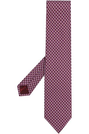 Salvatore Ferragamo Uomo Papillon - Cravatta con stampa