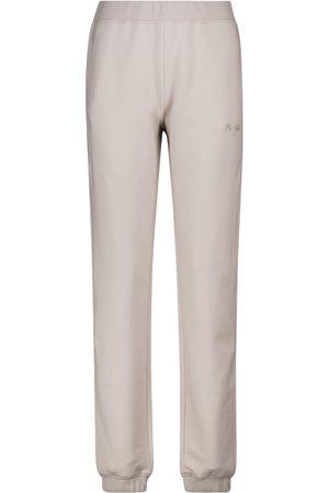 'S Max Mara Pantaloni sportivi Obbia in cotone