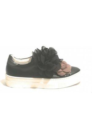 Hope Sneaker Scamiciata IN Pelle Nappa D19Ho02 , Donna, Taglia: 37