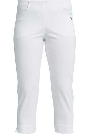 LauRie Rachel trousers long capri pockets , Donna, Taglia: 56