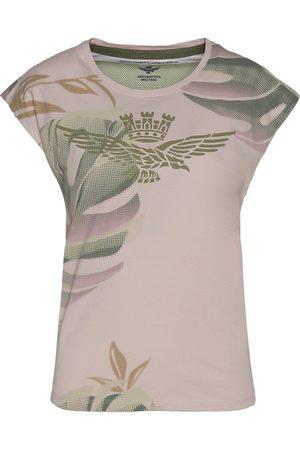 aeronautica militare Tee-shirt , Donna, Taglia: M