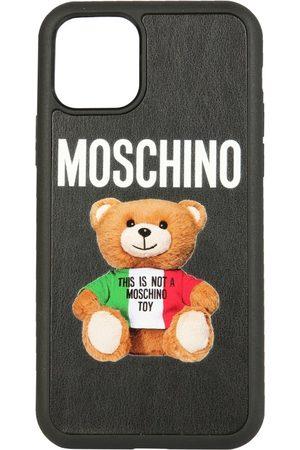 Moschino Cover PER Iphone 11 PRO MAX , unisex, Taglia: Taglia unica