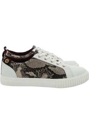 FAGUO Leather Balsa Sneakers , Donna, Taglia: 38