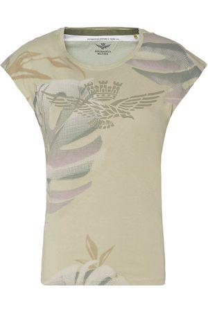 aeronautica militare Tee-shirt , Donna, Taglia: L