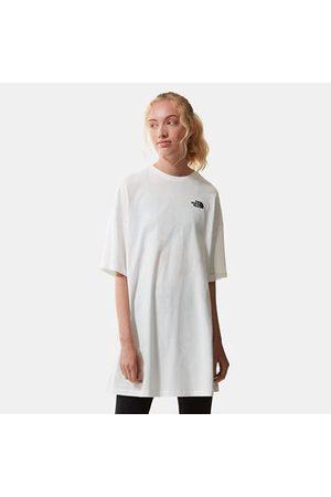 The North Face The North Face Abito T-shirt Donna Tnf White Taglia L Donna