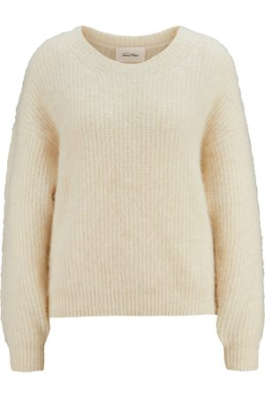American vintage Oversized Pullover , Donna, Taglia: S