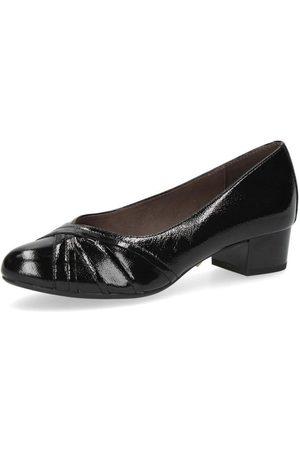 Caprice Elegant Closed Flats Black , Donna, Taglia: 38