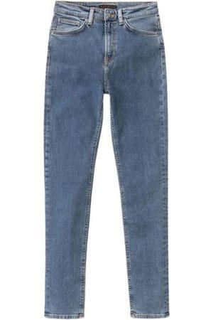 Nudie Jeans Tild Jeans High Waist , Donna, Taglia: W26