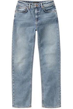 Nudie Jeans Jean Straight Sally , Donna, Taglia: W27